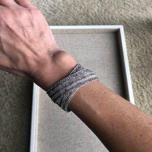 Stella & Dot Edni Wrap Bracelet